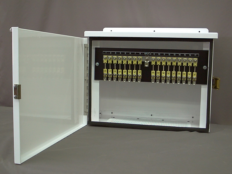 anode-panel