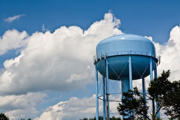 blue-water-tower
