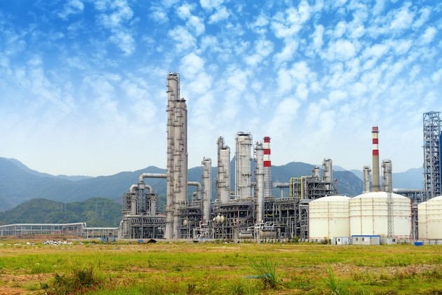 gas-processing-factory