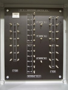 Multiple Reference Cell Monitoring Panel