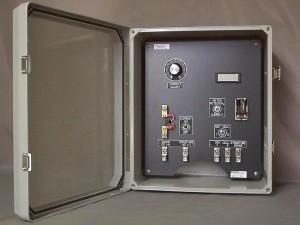 Internal Control Panel Configuration