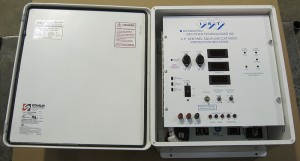 C.P. Sentinel Aqua-Line Rectifier in Standard White FRP Type 4X Air-Cooled Enclosure