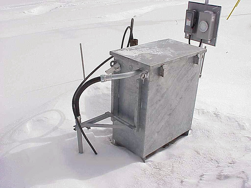 Oil Cooled Rectifier in Harsh Weather Environment