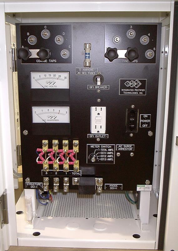 Standard Advantage-25 Step Adjustment-Multiple Negative Output Ccts