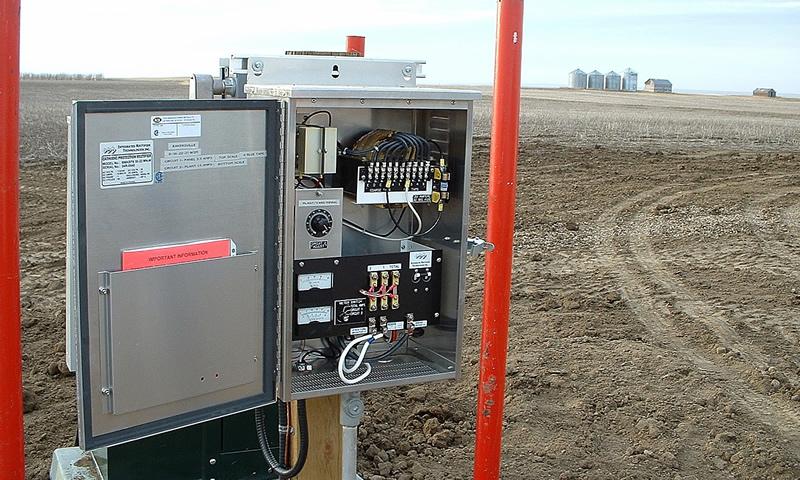 Benchmark Rectifier- Aluminium Cabinet c/w Secondary Negative Rheostat Ouput Control