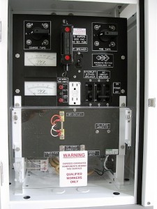 Touch Safe Instrument Panel (No Accidental Contact Exposure)