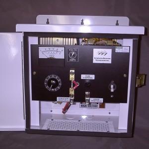 Standard Single-Door Type 3R Air-Cooled Utility Enclosure