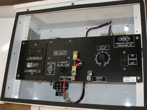 Utility Rectifier With Digital Metering Upgrade