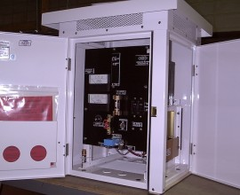C.P. Sentinel Rectifier in Standard White Advantage Air Series Enclosure